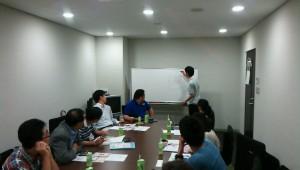 ひまふぇす 会議写真6